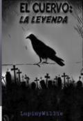 """Cubierta del libro """"El cuervo : La leyenda"""""""