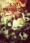 """Cubierta del libro """"Knd: Promesa"""""""