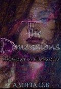 "Cubierta del libro ""The Dimensions  (libro 1) ""Loewen and the Elementarist"""""