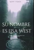 """Cubierta del libro """"Su nombre es Lisa West"""""""