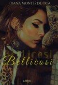 "Cubierta del libro ""Bellicosi"""
