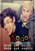 """Cubierta del libro """"Nada; Narry"""""""