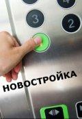 """Обложка книги """"Новостройка"""""""