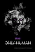 "Cubierta del libro ""Only human"""