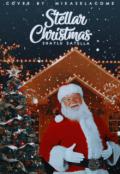 "Cubierta del libro ""Stellar Christmas"""