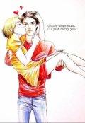 "Обложка книги ""Because You Loved Me"""