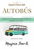 """Cubierta del libro """"Aquel Chico del Autobús """""""