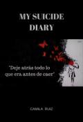 """Cubierta del libro """"My Suicide Diary"""""""