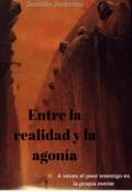 """Cubierta del libro """"Entre la realidad y la agonía"""""""