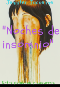 """Cubierta del libro """"Noches de insomnio """""""