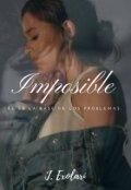 """Cubierta del libro """"Imposible"""""""