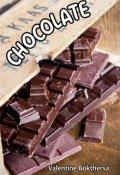 """Cubierta del libro """"Chocolate"""""""