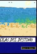 """Cubierta del libro """"Olas Del Destino"""""""