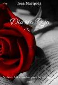 """Cubierta del libro """"Diario Rojo"""""""