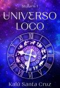 """Cubierta del libro """"Adventuris Stellaris: Un universo loco """""""