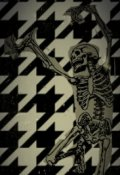 """Cubierta del libro """"Melodía de la muerte"""""""