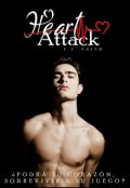 """Cubierta del libro """"Heart Attack"""""""