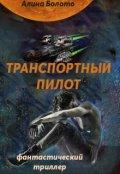 """Обложка книги """"Транспортный пилот"""""""