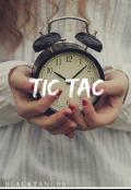 """Cubierta del libro """"Tic Tac"""""""