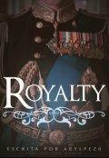 """Cubierta del libro """"Royalty"""""""