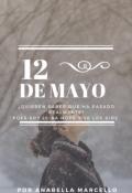 """Cubierta del libro """"12 de Mayo"""""""