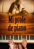 """Cubierta del libro """"Mi Profe de Piano"""""""