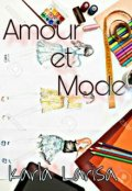 """Cubierta del libro """"Amour et mode."""""""