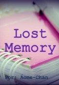 """Cubierta del libro """"Lost Memory"""""""