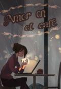 """Cubierta del libro """"Amor en el cafe"""""""