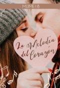 """Cubierta del libro """"La Melodía del Corazón """""""