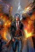 """Обложка книги """"Я видел ангела"""""""