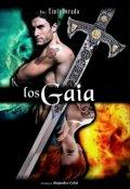 """Cubierta del libro """"Los GaÍa"""""""