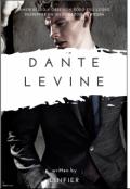 """Cubierta del libro """"Dante Levine (editando)"""""""