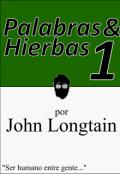 """Cubierta del libro """"Palabras y Hierbas"""""""