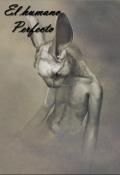 """Cubierta del libro """"El humano Perfecto"""""""