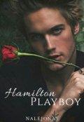 """Cubierta del libro """"Hamilton Playboy"""""""