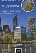 """Cubierta del libro """" La rueda de la fortuna (akhen Marquath, Lhdld #0.5)"""""""