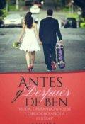 """Cubierta del libro """"Antes y después de Ben"""""""