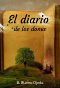"""Cubierta del libro """"El diario de los dones"""""""