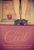 """Cubierta del libro """"Miss Cecil"""""""