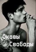 """Обложка книги """"Оковы Свободы"""""""