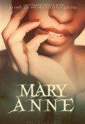 "Cubierta del libro ""Mary Anne"""