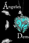 """Cubierta del libro """"Ángeles & Demonios """""""