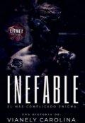 """Cubierta del libro """"Inefable ©"""""""
