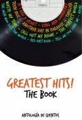 "Cubierta del libro ""Greatest hits! """