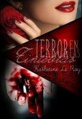 """Cubierta del libro """"Terror en las Tinieblas"""""""