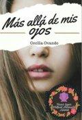 """Cubierta del libro """"Más allá de mis ojos"""""""