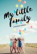 "Cubierta del libro ""My little familiy """