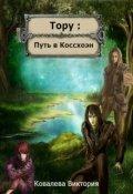 """Обложка книги """"Тору: Путь в Коссхоэн """""""