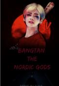 """Cubierta del libro """"Bangtan The Nordic Gods"""""""